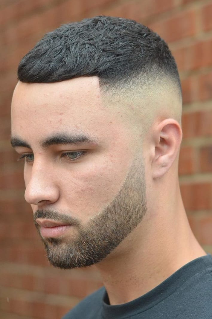 Men Must Definitely Try This – Side & Back Fade