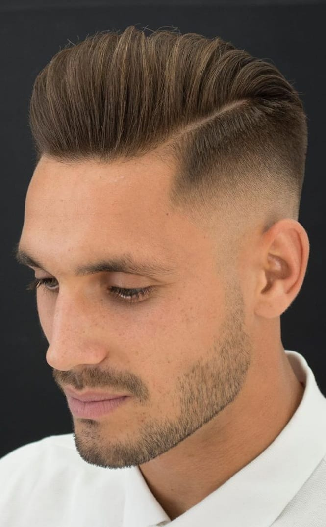 Most Popular Layers To Fade Haircut For Men!