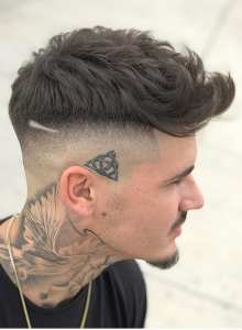 Perfect Fade Hairstyle For Men