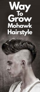 Perfect Mohawk Haircut For Men!