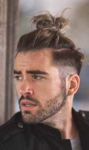 Ponytail Hairstyles for Men 2019
