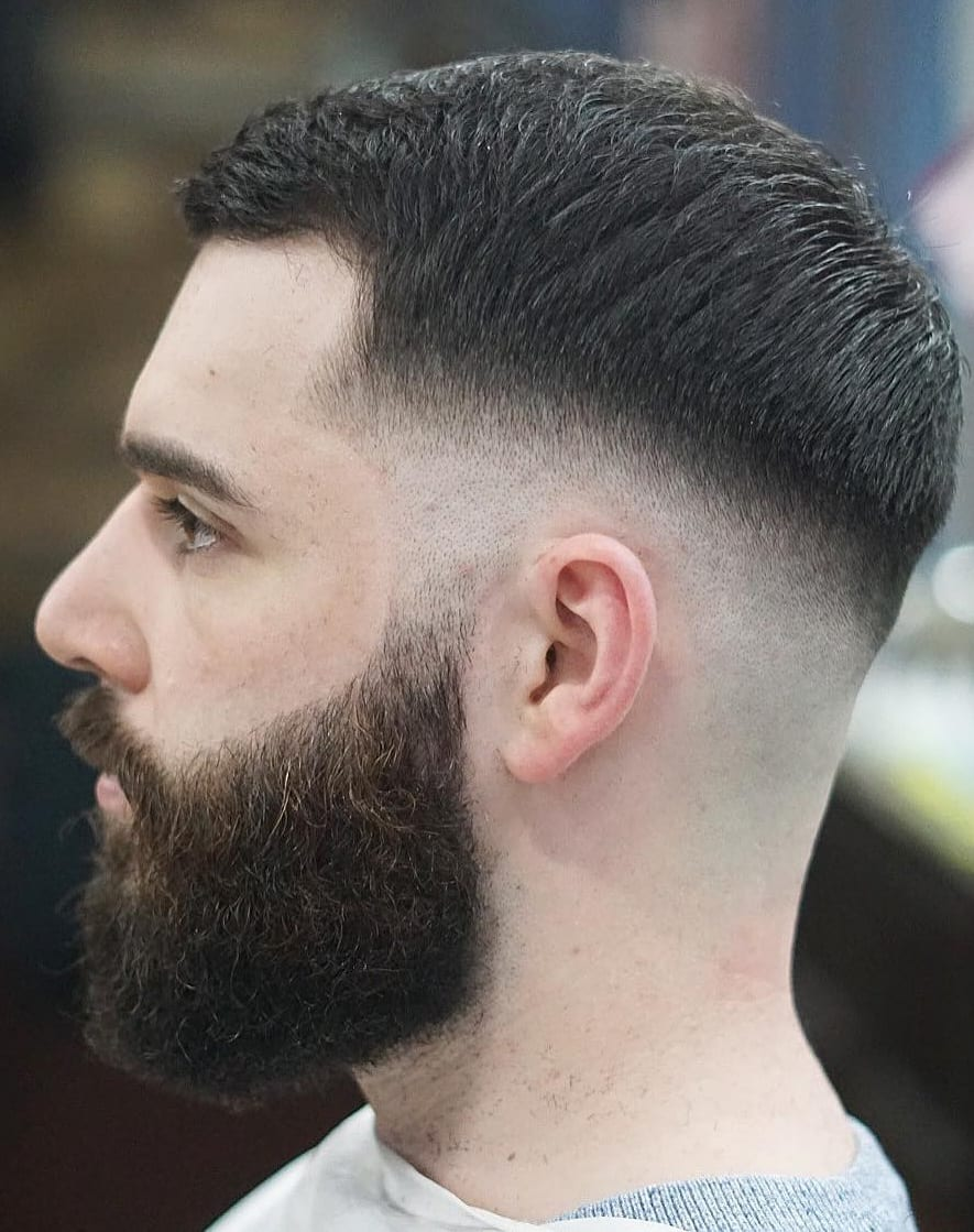 Popular Layers To Fade Haircut For Men