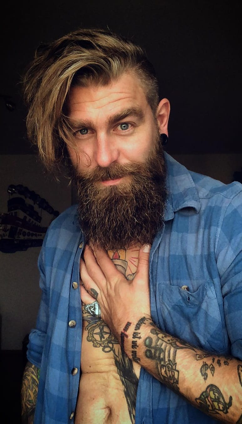 27 Best Long Hairstyles For Men - It gives men a rugged ...