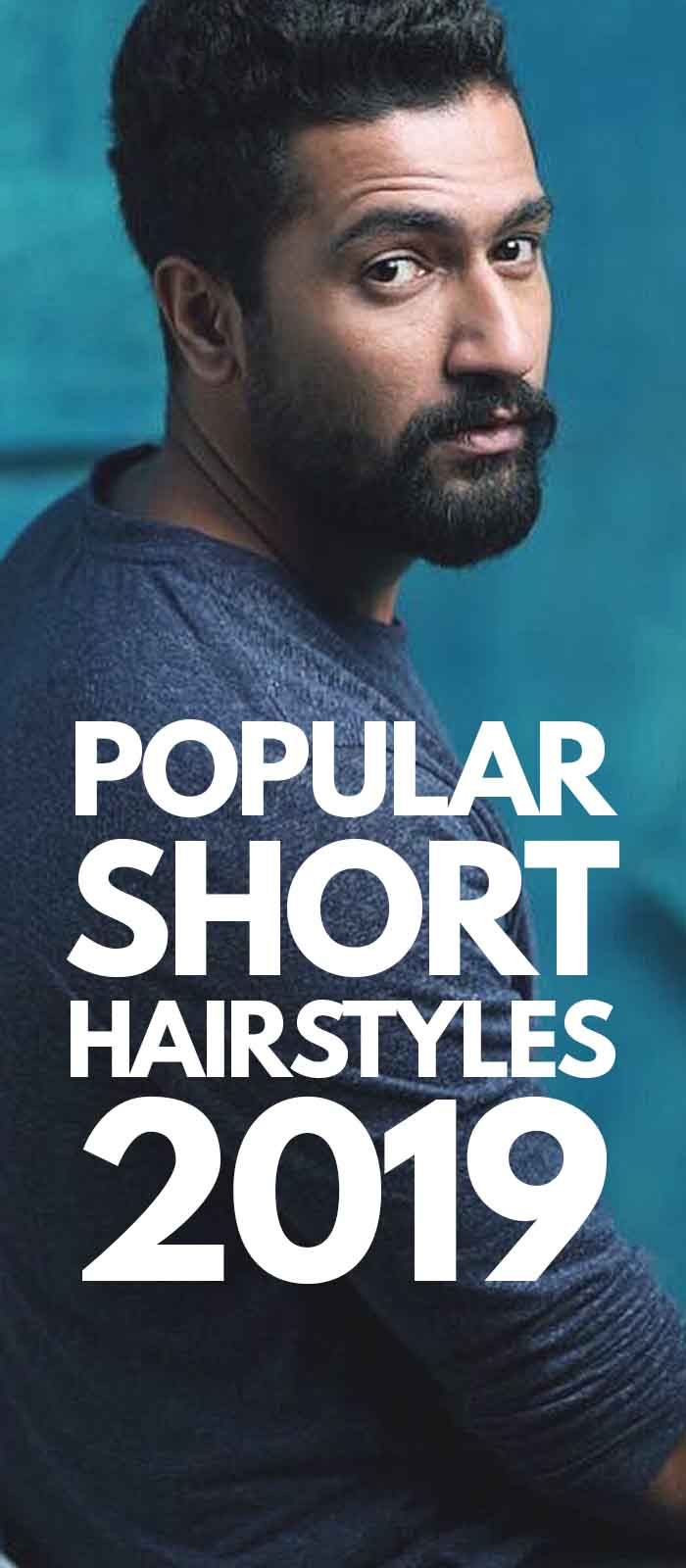 Short Hairstyles For Men 2019.