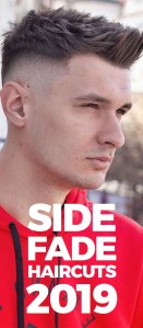 Side Fade Hairstyles.