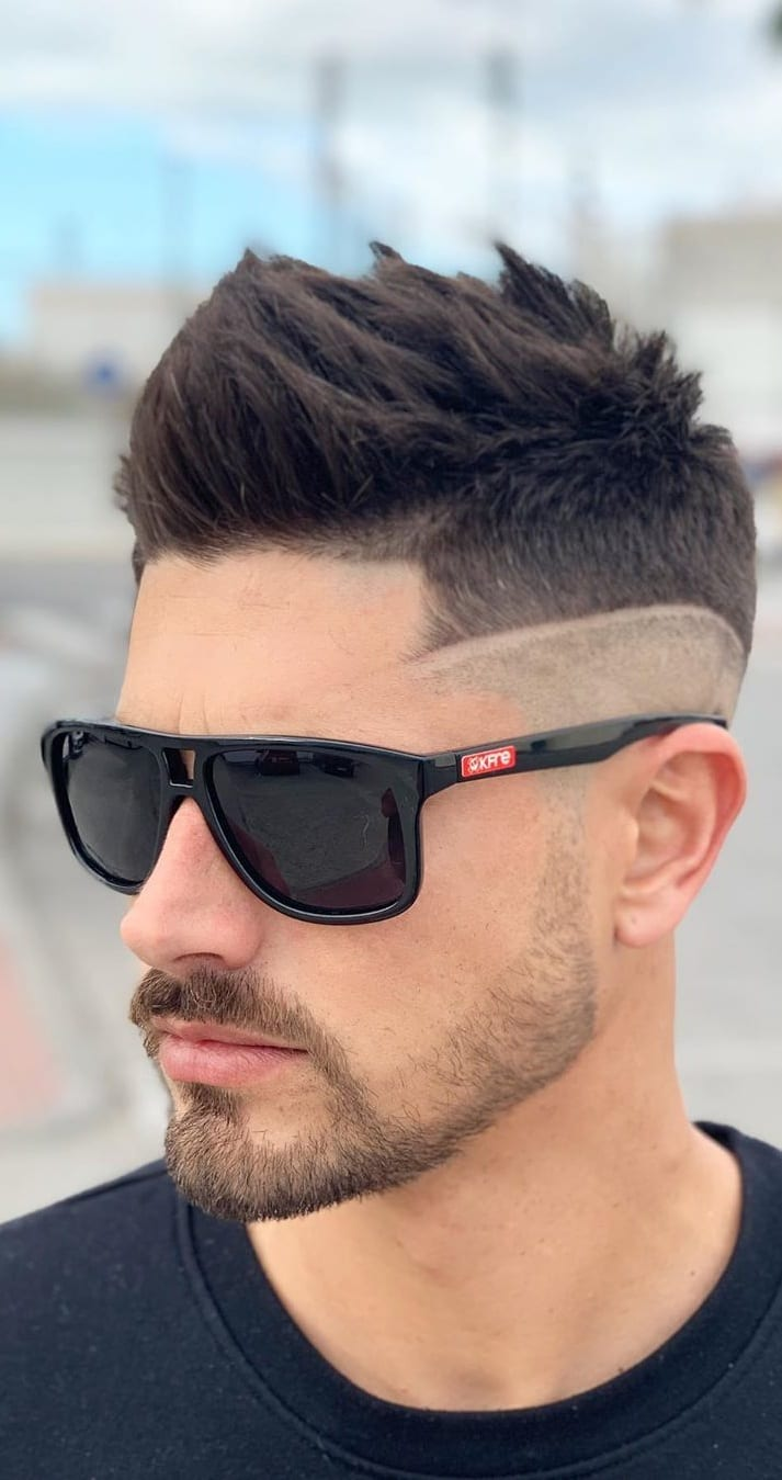 Spikes With Fade – Here Is Why You Should Give This Look A Try