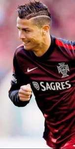 The Mohawk Hairstyle – Cristiano Ronaldo Edition