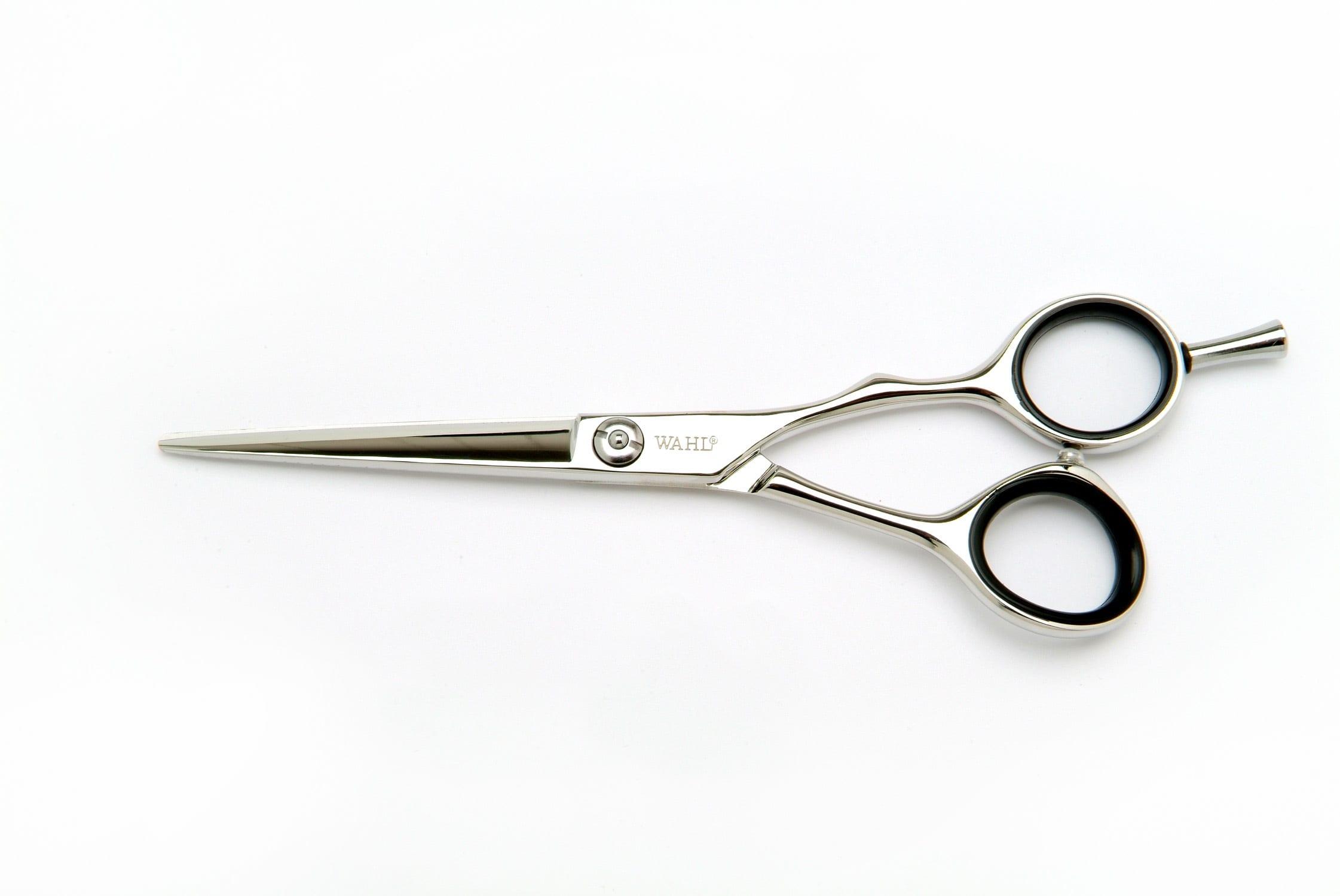 Wahl Silver Scissors