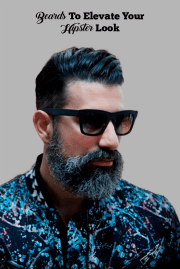 5 Beards To Elevate Your Hipster Look