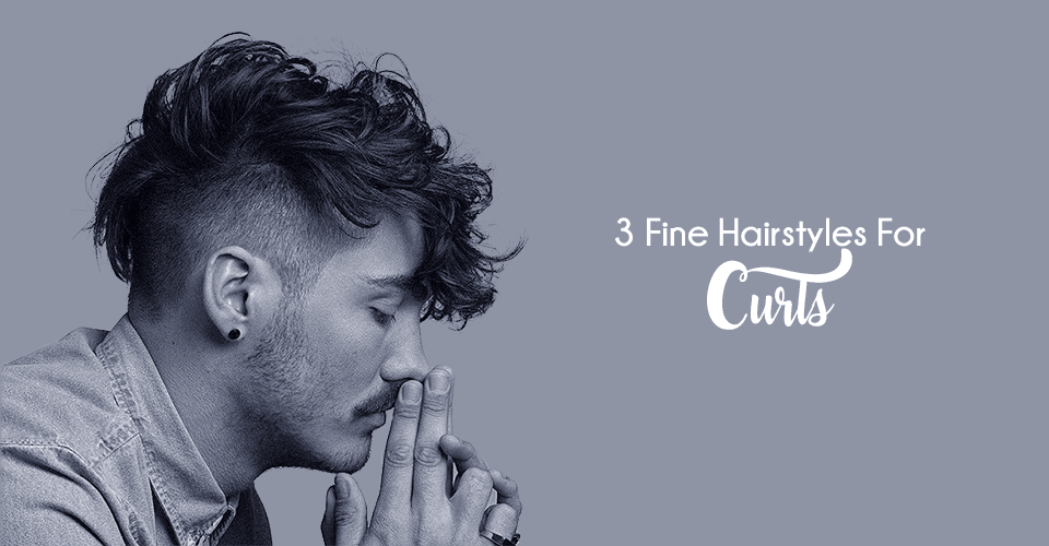 fine hairstyles for curls