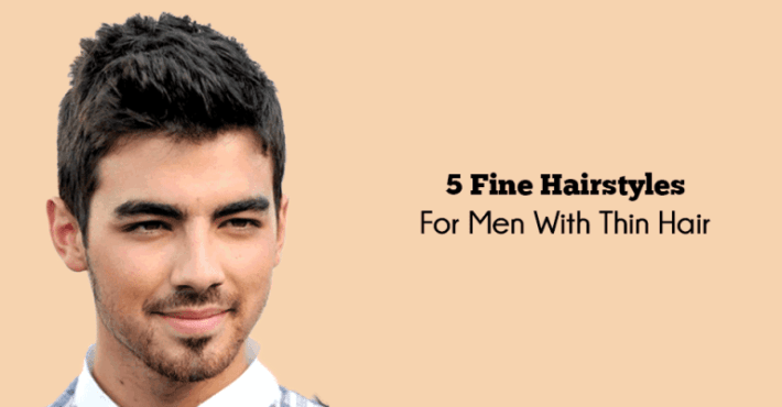 5 Fine Hairstyles For Men With Thin Hair Mens Hairstyle 2018