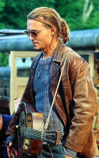 The Ponytail Hairstyle Johnny Depp Edition Men S