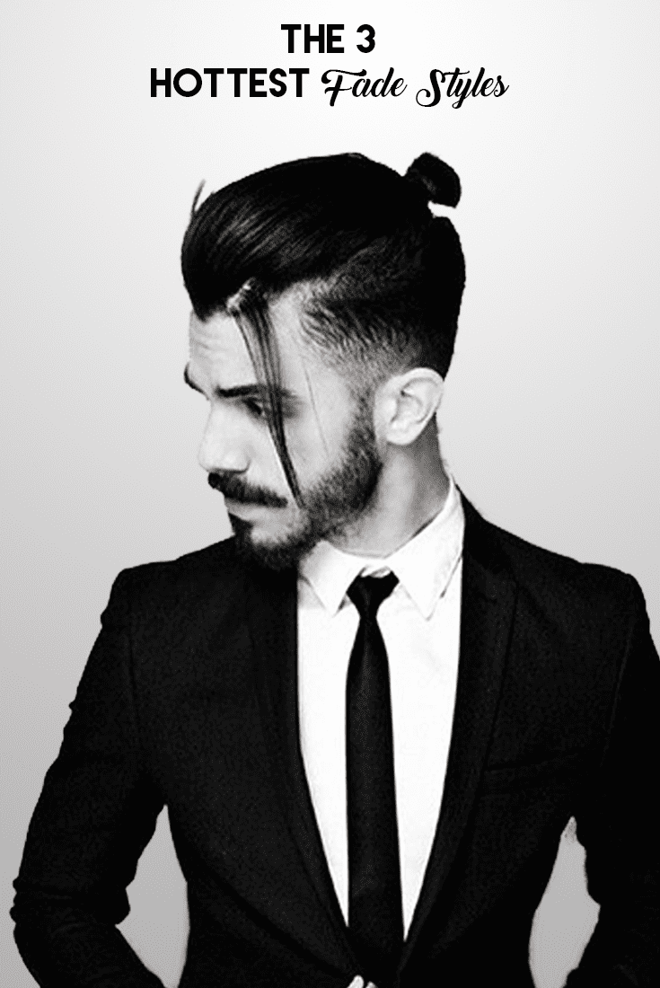 pictures of popular fade hairstyle