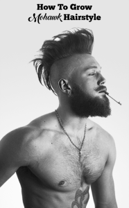 pictures of popular mohawk hairstyle