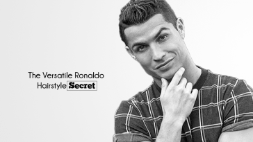 popular secrets of Ronaldo Hairstyle