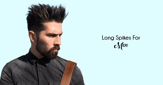 trendy long spikes