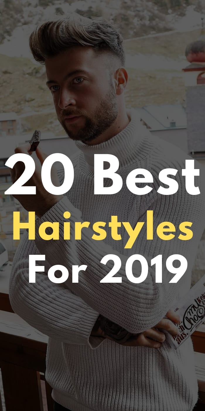 20 Best Hairstyles For 2019