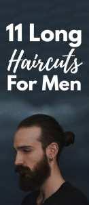11 Long Haircuts For Men
