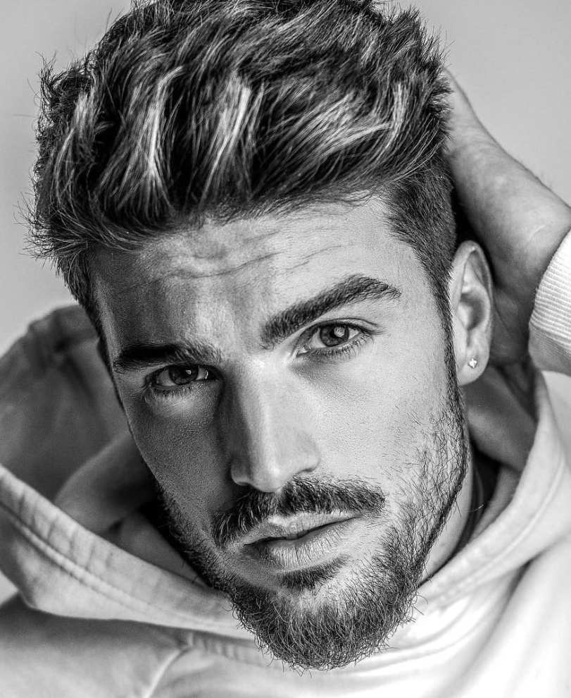 13 Stylish Medium Haircuts Men Need To Know In 2019