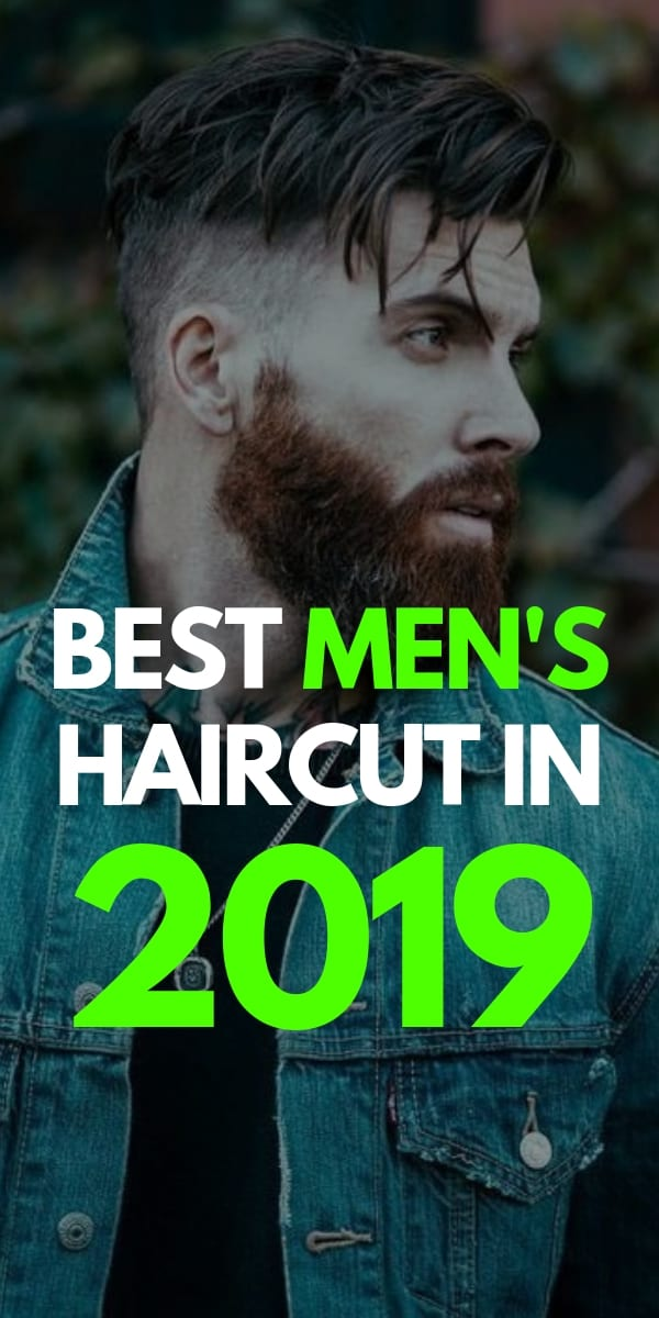 new mens haircuts in 2019