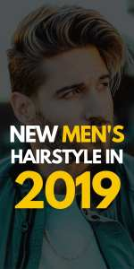 new mens hairstyle in 2019