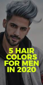 5-Hair-Color-Trends-for-men-in-in-2020