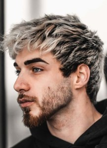15 Cool Messy Hairstyles for Men