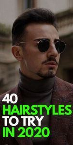 40 Hairstyles to try in 2020