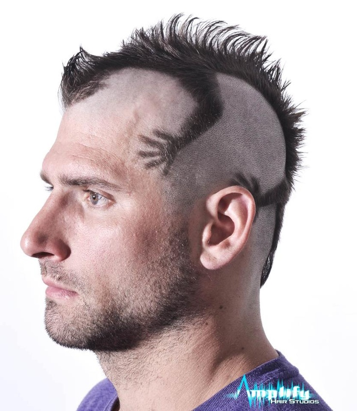 Mohawks Haircuts Images - Hairstyle Archives