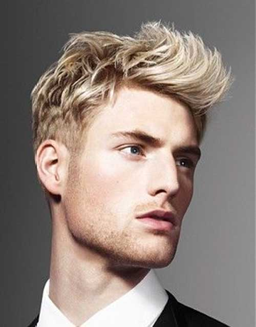 Mens Blonde Hairstyles - Hairstyle Archives