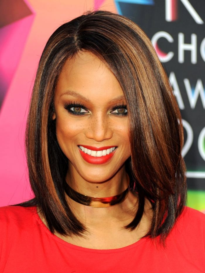 Long Bob Weave Hairstyle - Hairstyle Archives