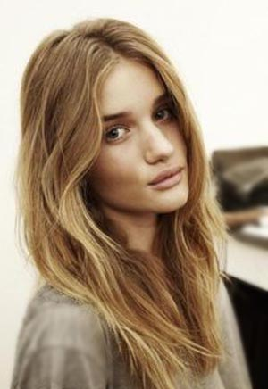 Dirty Blonde and Light Brown Hair Color