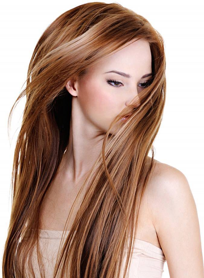 Various Inspired Choices Of Hair Color For Long Hair