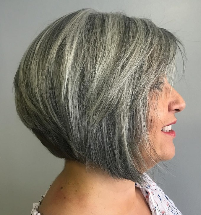 60 trendiest hairstyles and haircuts for women over 50 in 2019