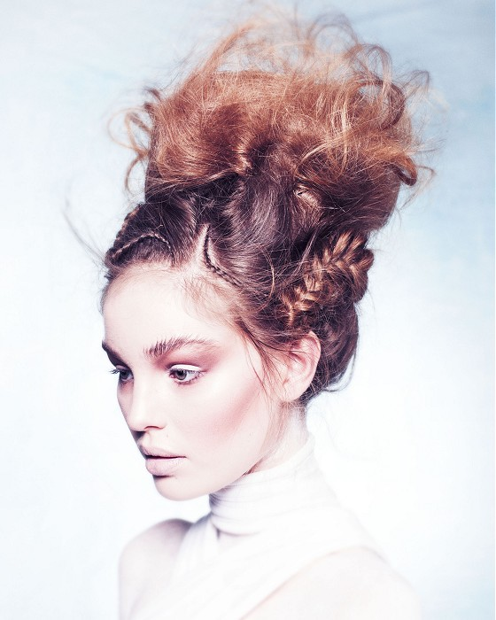 Avant Garde Hairstyles Page 10