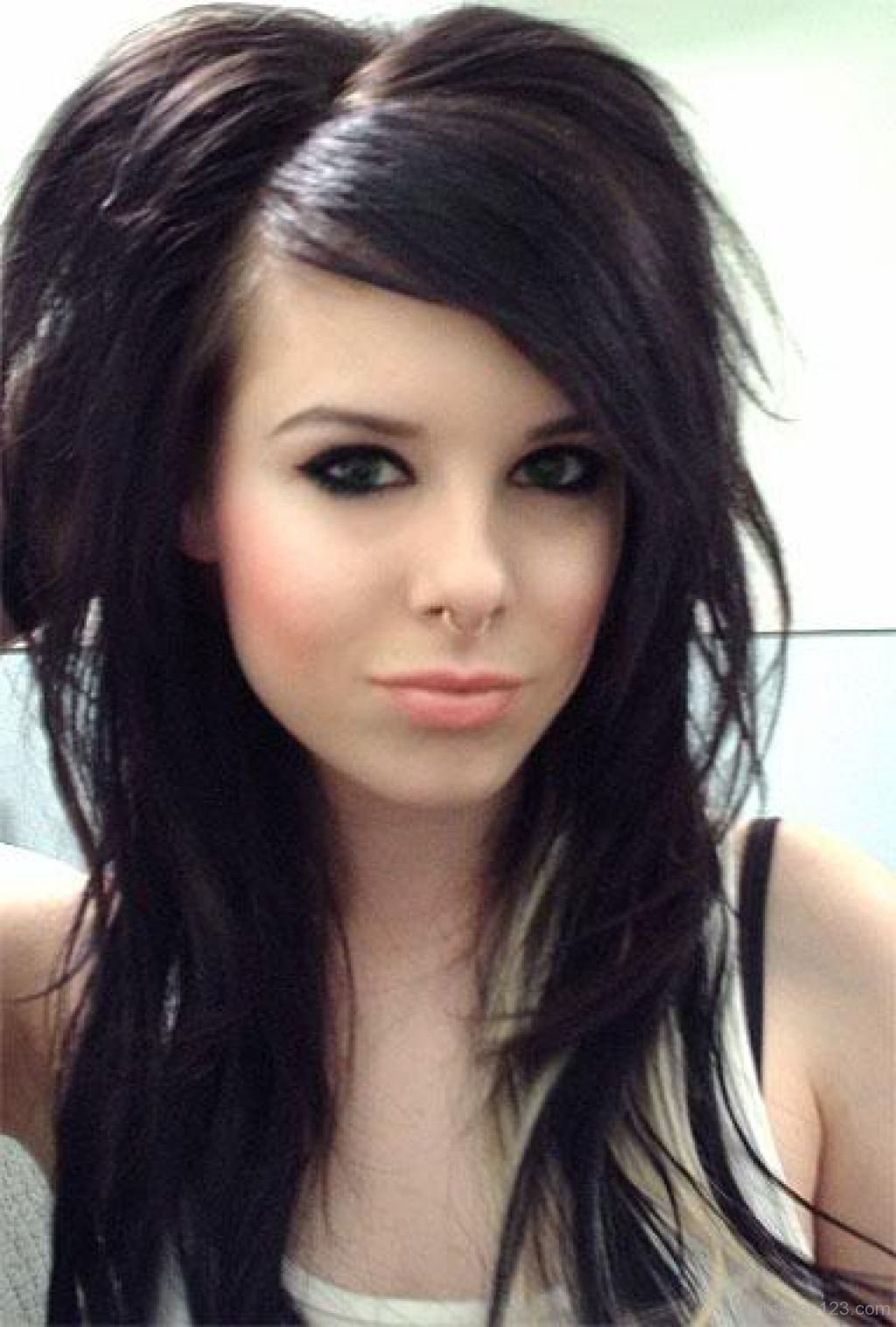 Emo Hairstyles Page 7