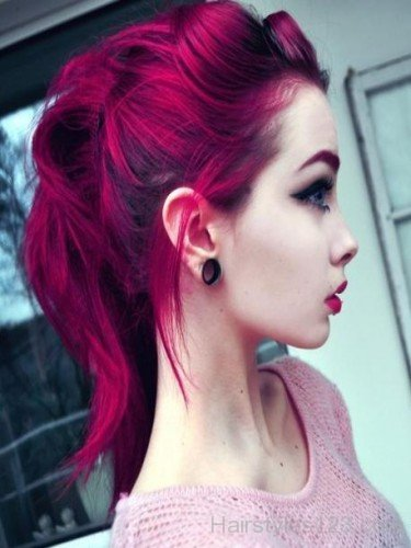 Emo Hairstyles For Girls Page 3
