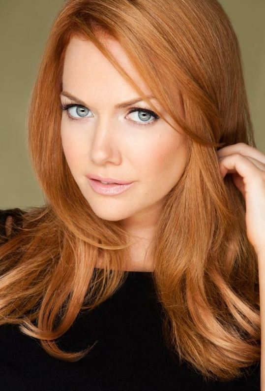 9 Best Shades Of Red Hair 2017 HAIRSTYLES