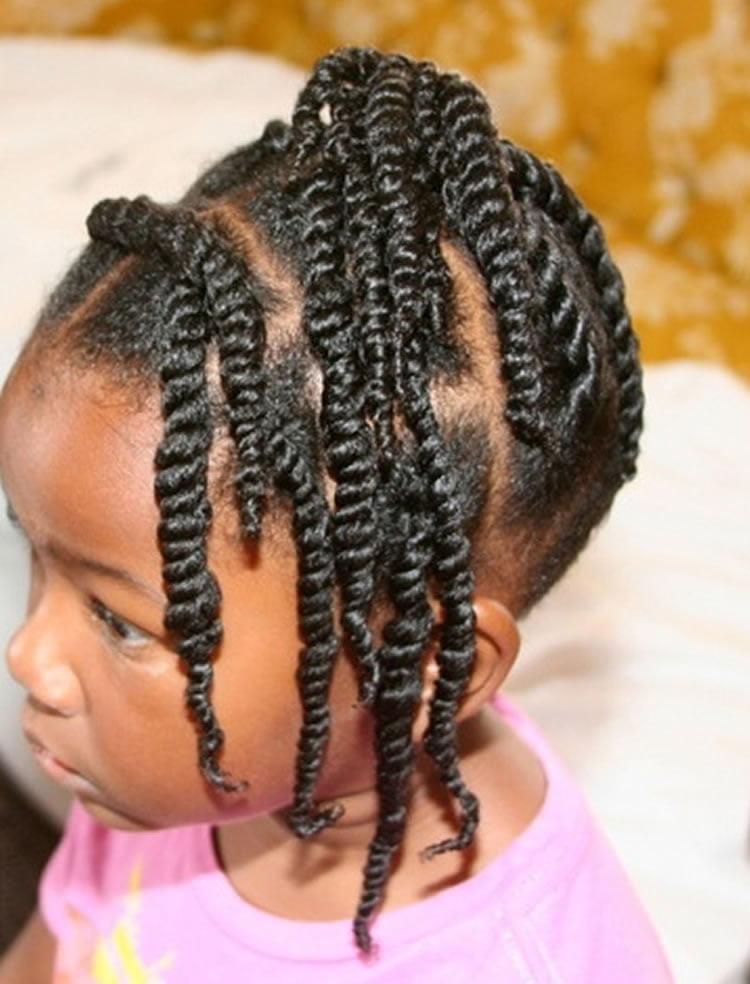 Hair Braiding Styles Little Girls