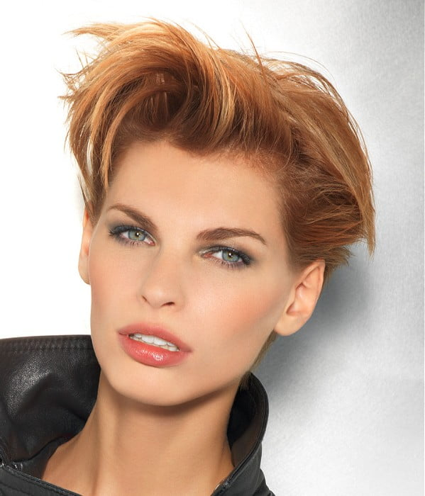 16 Attractive Short Hairstyles For Women 2016 2017