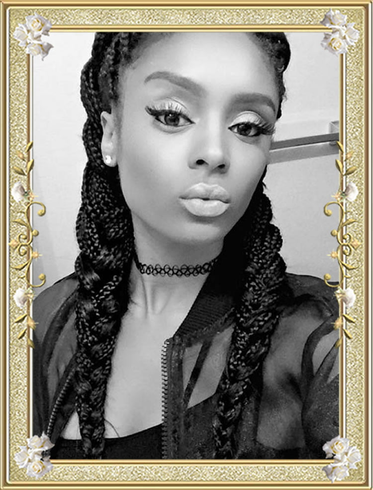 60 Delectable Box Braids Hairstyles For Black Women
