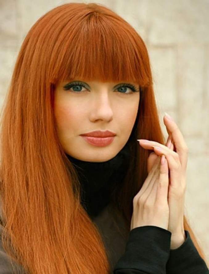 Image Result For Bang Ideas For Long Hair