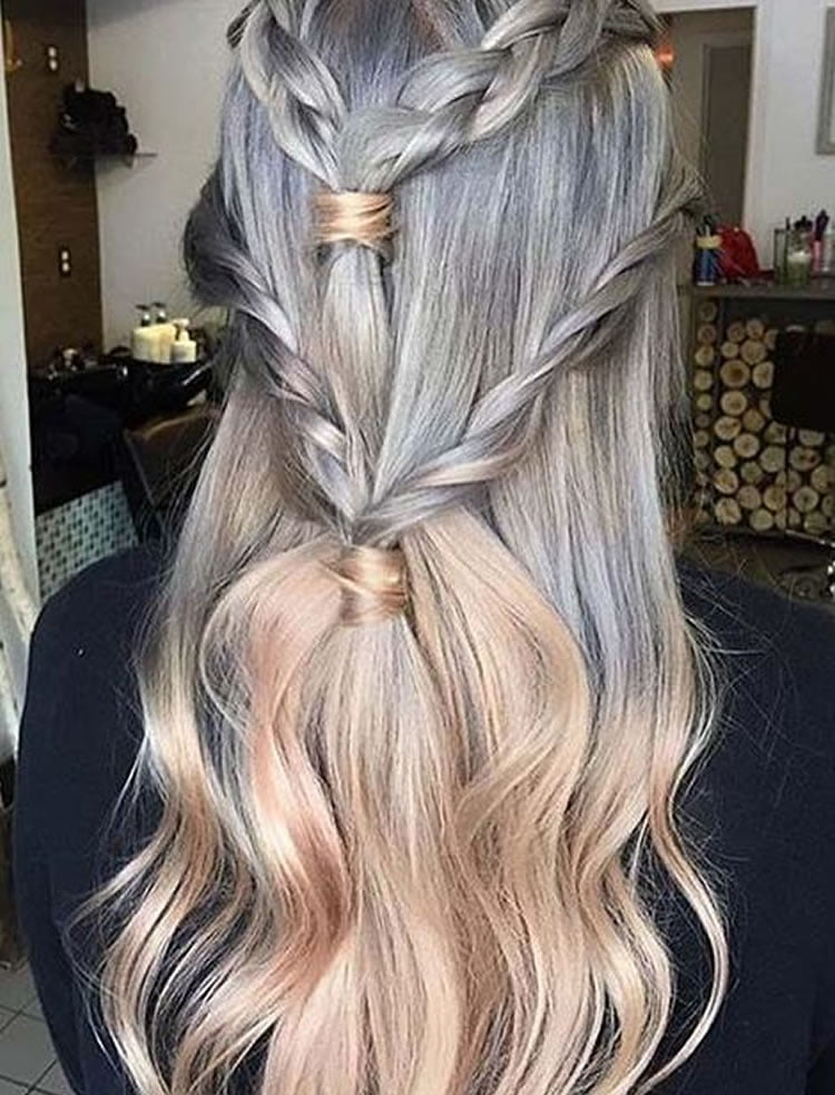 Magnificent Ombre Hair For Long Hairstyles 2017 HAIRSTYLES