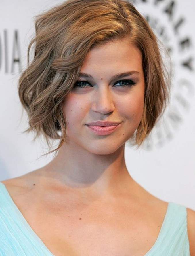Image Result For Square Face Short Hairstyles