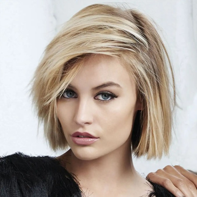 Image Result For Styles For Short Straight Hair