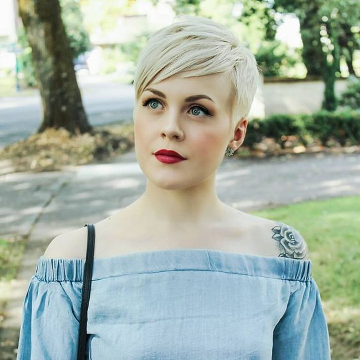 Trend Short Haircuts For 2018 2019 Best Pixie Hair Ideas