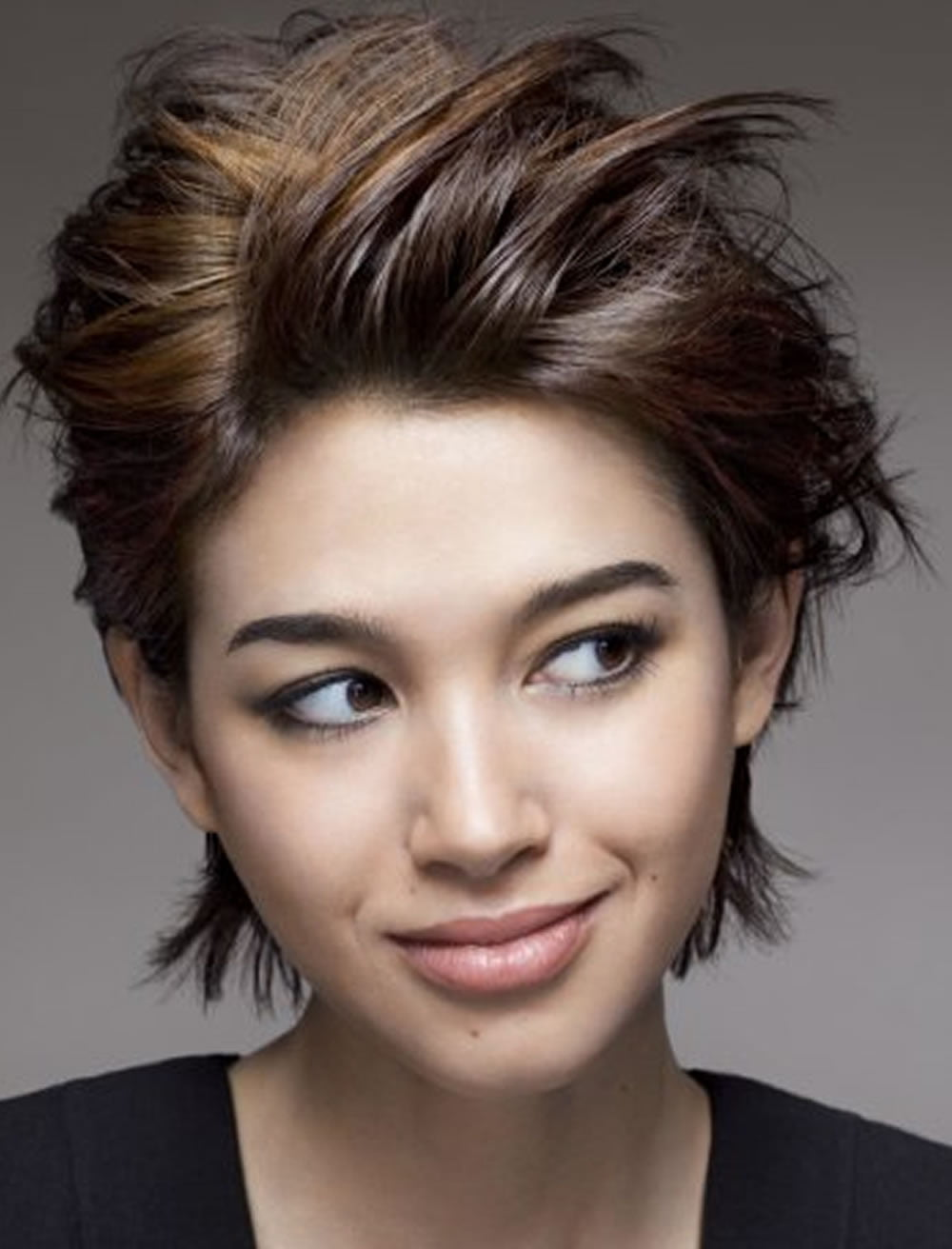 Trend Short Haircuts Bob Pixie Hair Ideas Compilation