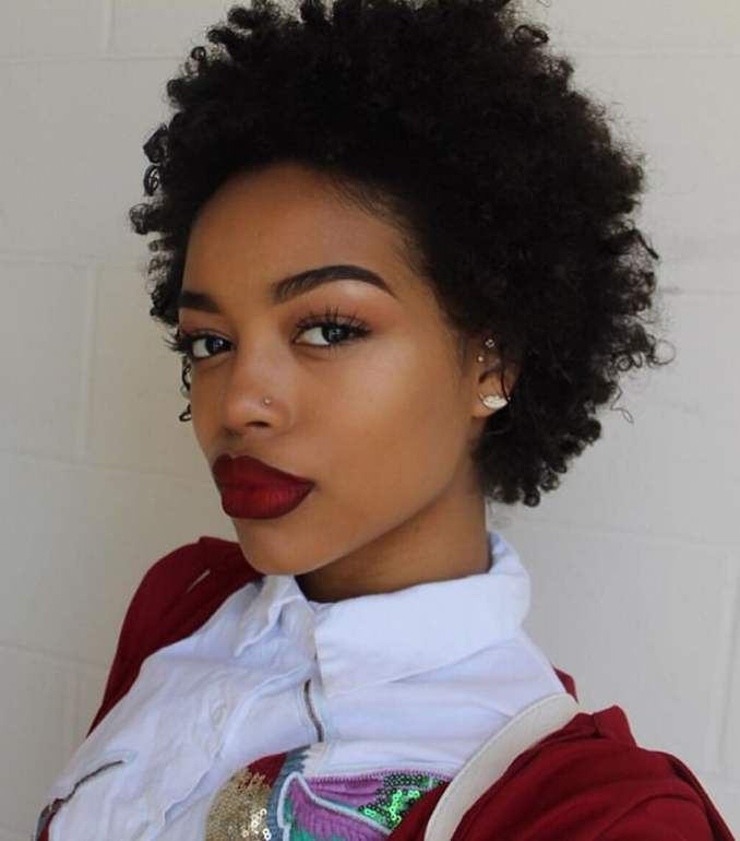 Image Result For Short Hairstyles For Black Hair
