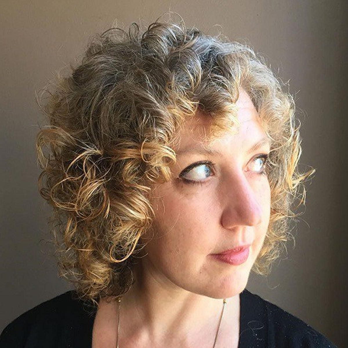 Curly Bob Hairstyles For Women Autumn Amp Winter Short Hair
