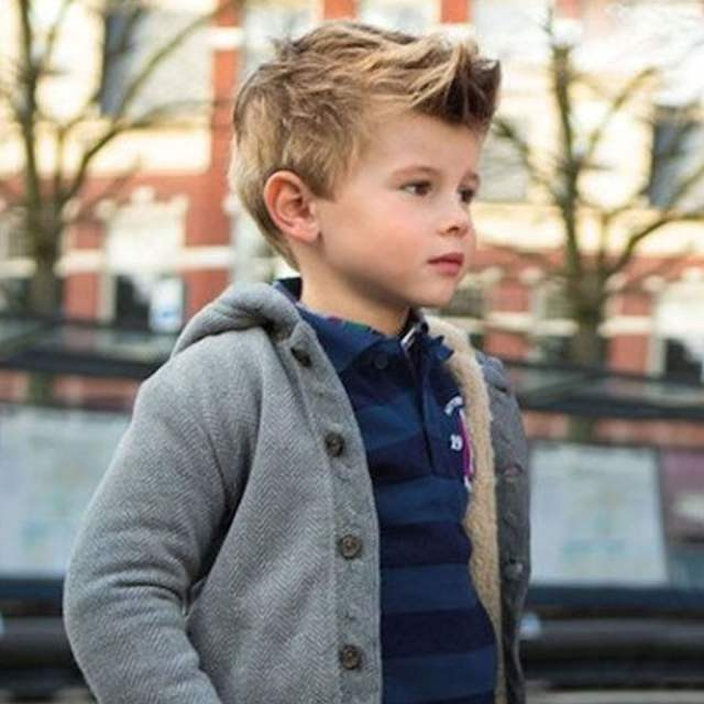 Great Hairstyles  and Haircuts  ideas for Little Boys  2019